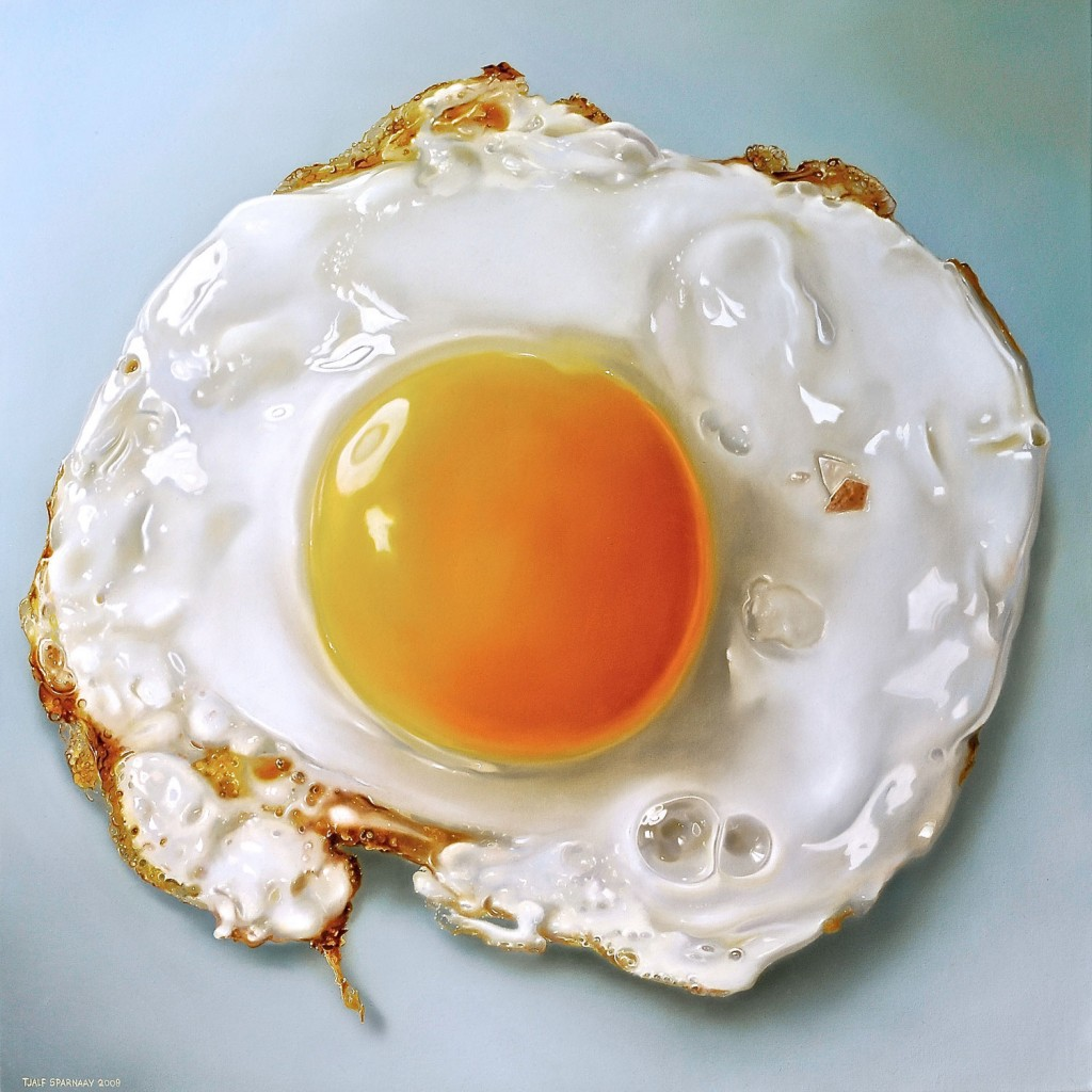 Tjalf Sparnaay,  BMG Fried Egg