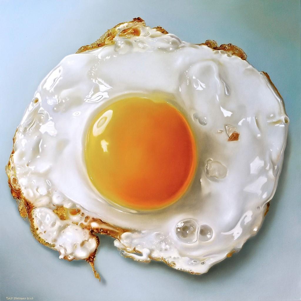 Tjalf Sparnaay,  BMG Fried Egg
